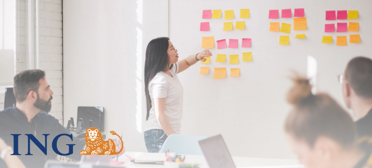 Provision and implementation of the BPM system for business process management at ING Bank Śląski